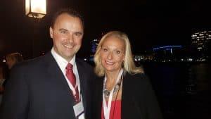 Dalycom at the Parliamentary Review Gala